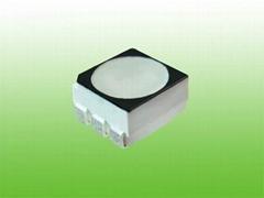 黑面5050RGB全彩貼片LED