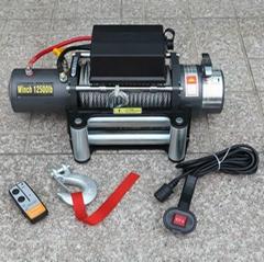 4x4 Electric winch 12500lb