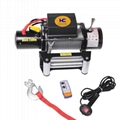 electric winches 12000lb truck winches