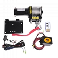 Boat Trailer Winches 2500lbs CE approved 1