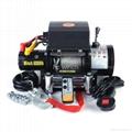 4X4 Electric Jeep Winch 6000LB CE
