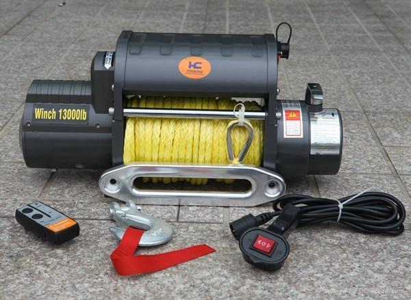 4x4 Electric winch 12500lb 2
