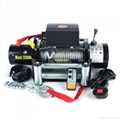 4x4 Electric winch 12500lb 4