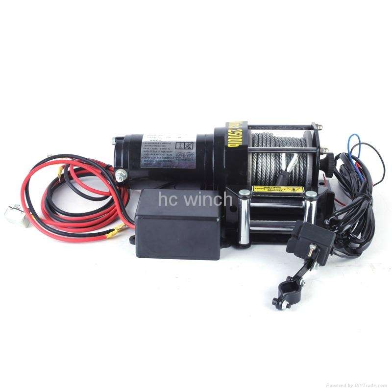 ATV Utility Electric Winches 3500lbs 3