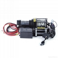 ATV UTV boat Winch 1500lb 5