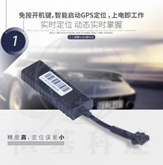 TK23电动车GPS定位器