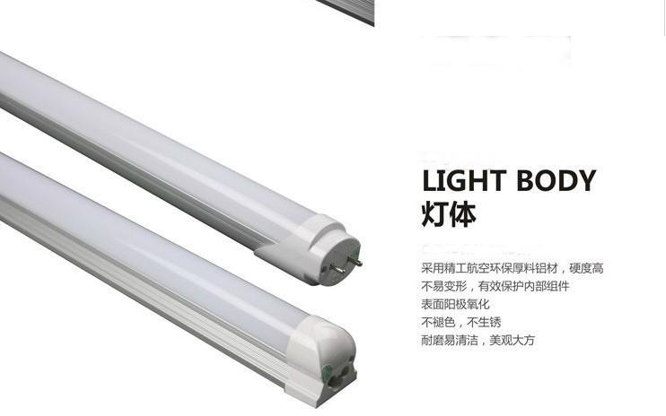 led低價全塑燈管 4