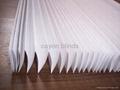 paper shade;Light Filtering White