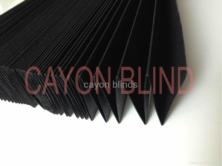 Blackout paper blinds supplier 1