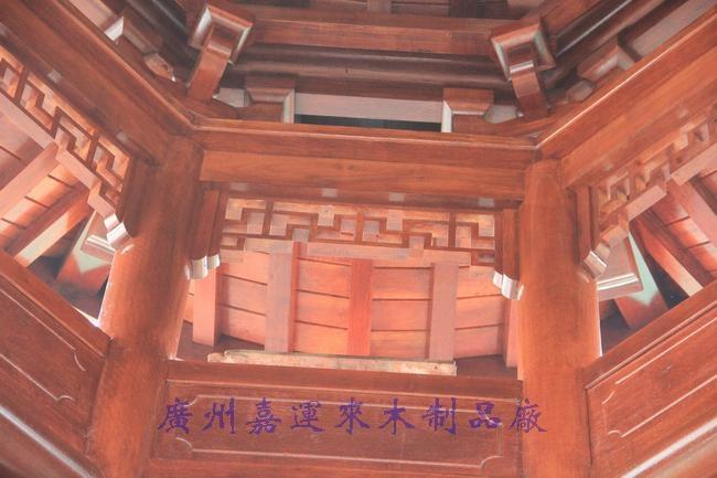 实木仿古建筑门窗