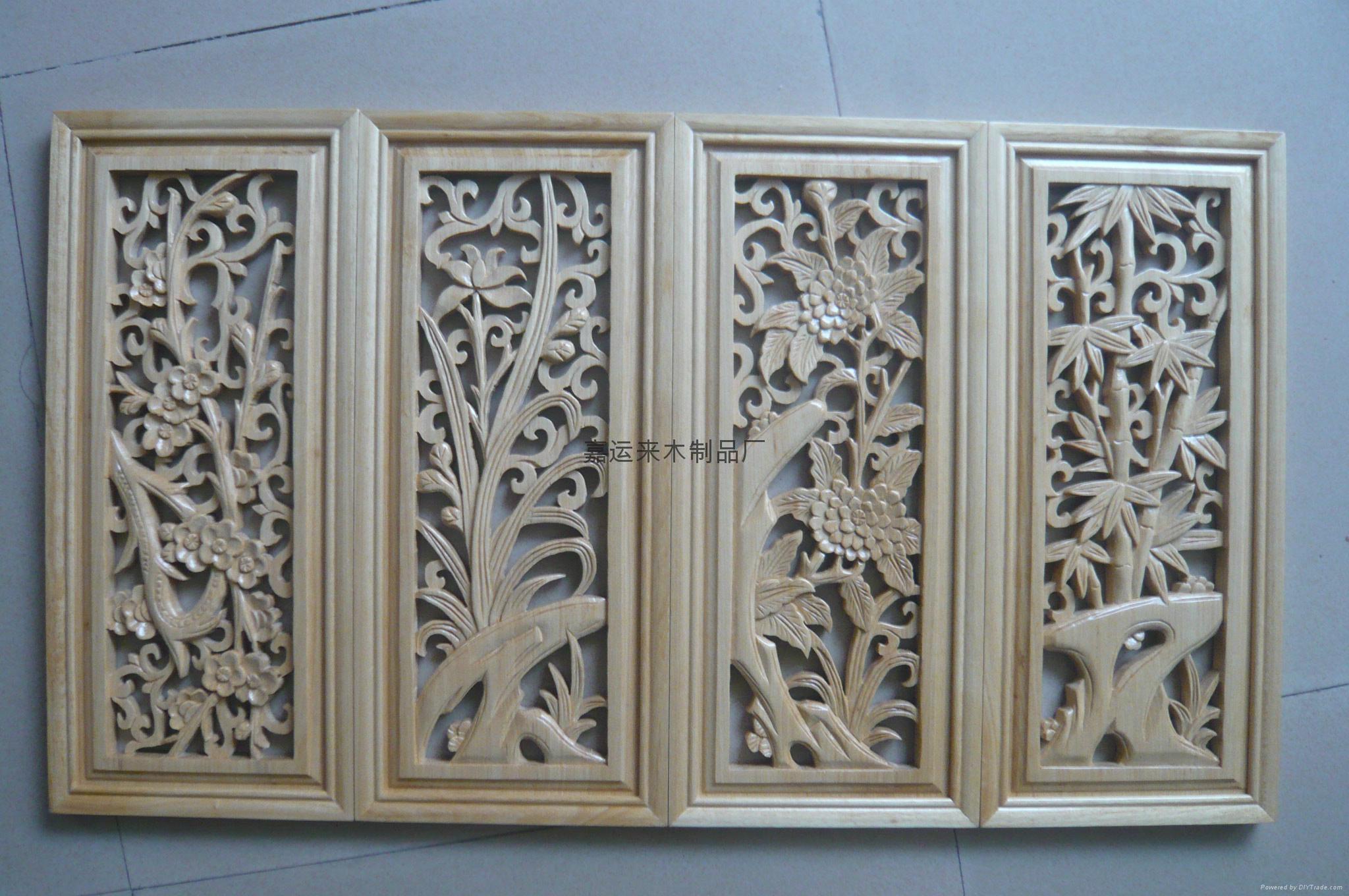 Manufacturer of classical elegant antique wooden antique doors and Window 4