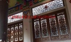 廣州嘉運來廠家定製仿古工藝門頭木質木雕牌匾