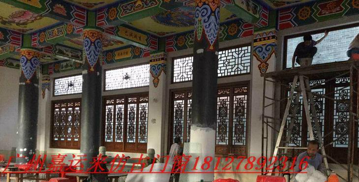 Guangzhou Jiayunlai Antique Door and Window Manufacturer 1