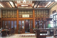 中式書法開業仿古木雕工藝仿古木雕工藝金漆牌匾