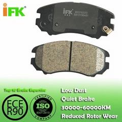 HYUNDAI  Disc brake pad