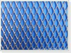 沖拉菱形網 圈玉米鋼板網 重型鋼板網