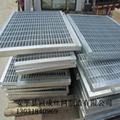供应平台踏步钢格板 镀锌钢格板厂家 插接 复合钢格栅价格 4