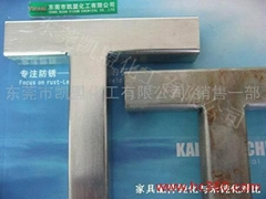抗氧化型不锈钢本色钝化膏