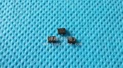貼片式小體積霍爾元件EW-632