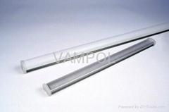aluminum led strip light profile for stair lighting