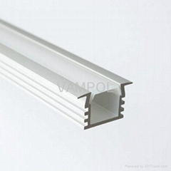 Aluminum LED strip light Profile Housing LED Cabinet Linear Light