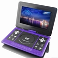 Portable DVD Player with  TV TUNER/FM 3