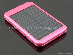 5000mA/h Solar Charger