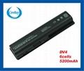 Replacement Battery for HP DV4 DV5 CQ45 CQ40 CQ41 Laptop Battery