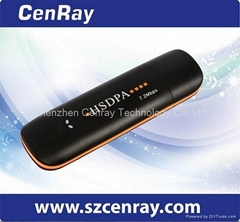 7.2Mbps Unlocked 3G Dongle HSDPA Wireless MODEM Support Android PK Huawei E1750