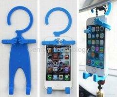 Flexible Silicone Cell Phone Holder
