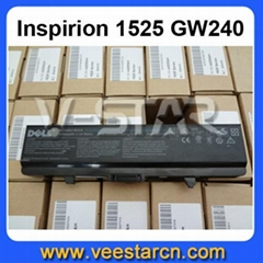 New 6-Cell Laptop Battery For Dell Inspiron 1525 1526 1545 GW240 X284G
