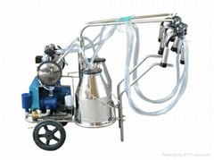 Portable Milking Machine For Cow Milking