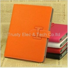 Dandelion PU Leather Stand Case Smart Cover for iPad 3