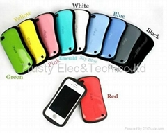 Silicone Phone Case for Iphone 4 4s