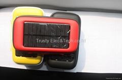 Hotsale iphone ipad ipod usb solar charger