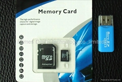 1GB 2GB 4GB 8GB 16GB 64GB 128MB Micro sd card 32gb  Pen drive Flash TF card