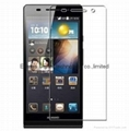 Screen Protectors 9h Hardness, 2.5d Rounded Edges, 0.3mm Thickness (Huawei P6