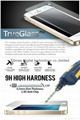 0.3mm Ultra-thin Tempered Glass Screen Protector for Samsung galaxy s5 2