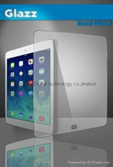 Tempered glass screen protector for ipad mini 1/2