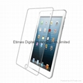 Tempered glass screen protector for ipad mini 1/2 3