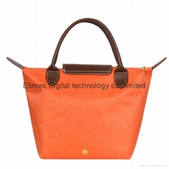 Waterproof longchamp Tote Bag,shoulder Tote,women Handbag,foldable Nylon Bag