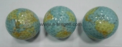 Global golf ball/World golf ball