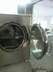 Full automatic high pressure machine