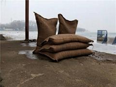厂家直销快速吸水膨胀袋防洪抢险麻袋