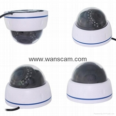 wanscam JW0018 6mm Lens wifi indoor dome IP Camera