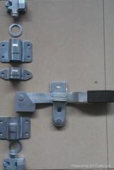 集裝箱門鎖