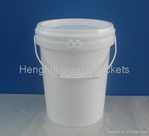 5加侖塑料桶 2
