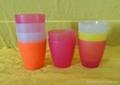 塑料水杯 1