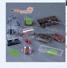 PET Plastic Containers