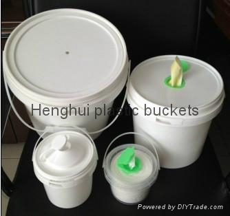 塑料濕紙巾桶 2